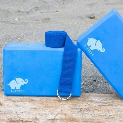 Yoga Blocks Blue