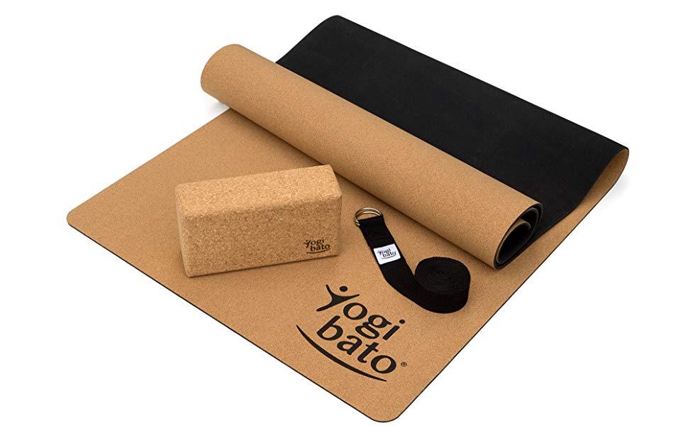 Yogibato Yoga-matte set