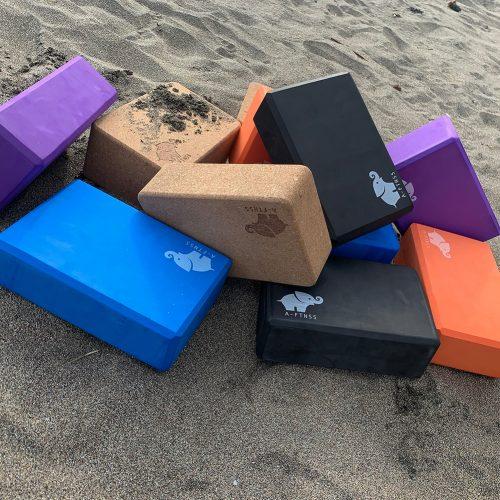 Yoga Blocks multiple colors