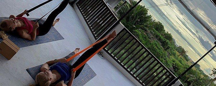 Going on a Yoga retreat in Bali