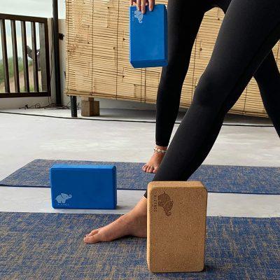 A-FTNSS Yoga Blokken