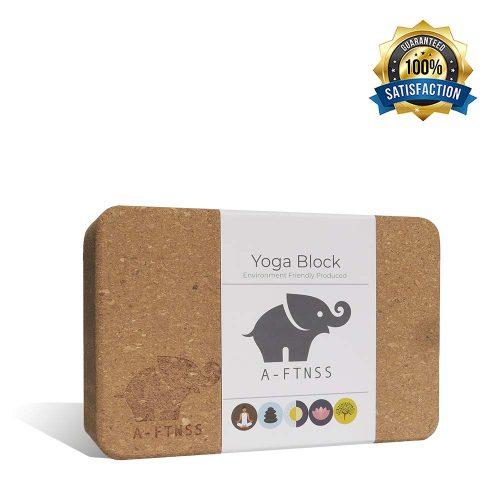 Yoga Block Cork Small