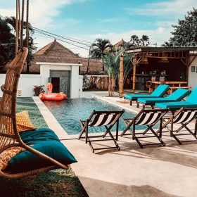 Happyfish Bali - Yoga Retreat