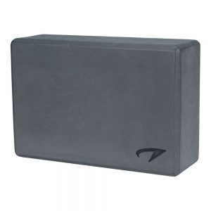 avento yoga block gray