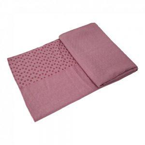 Tunturi Non-Slip Towel 180 x 63 cm Pink