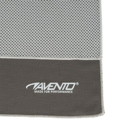 Avento Soprt/Yoga Towel Made For Performance Grey