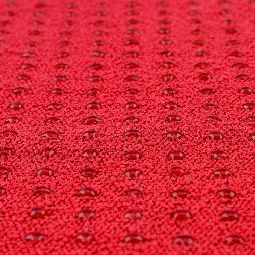 Avento Yoga Towel Antiskid Pink silicone non-slip knobs