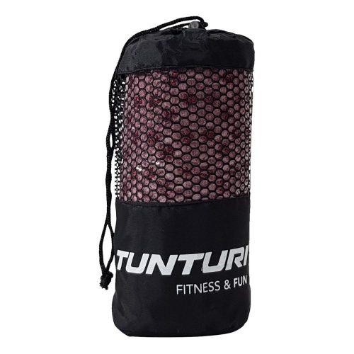 Tunturi Non-Slip Towel bag pink