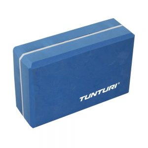 Tunturi yoga block blue