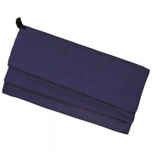 Ferrino Sports Towel Dark Blue