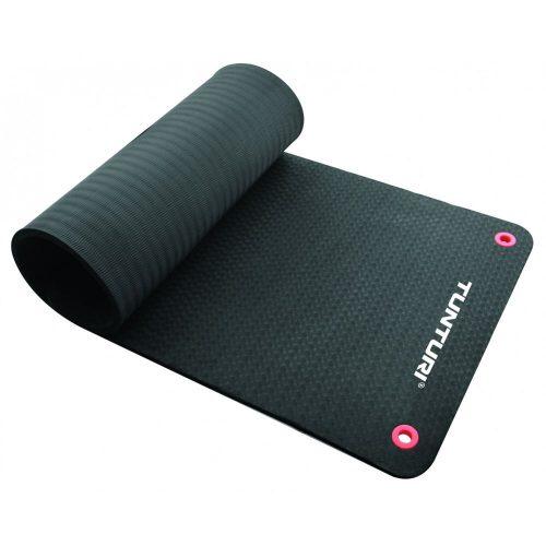 Tunturi Fitness Mat Pro Anti-Alip Black