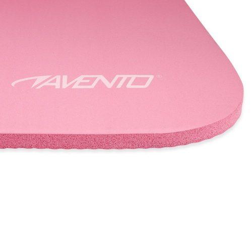 Avento Fitness Mat 183 x 61 cm 12 mm Foam close up