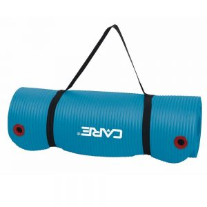 Care Fitness Exercise Mat 183x61x1.5 cm Blue