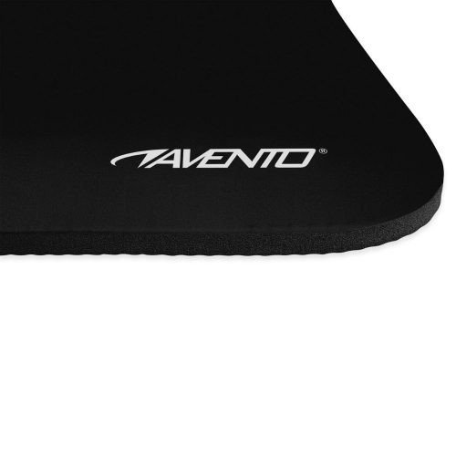 Avento fitness mat 183 x 61 cm foam 12 mm close up