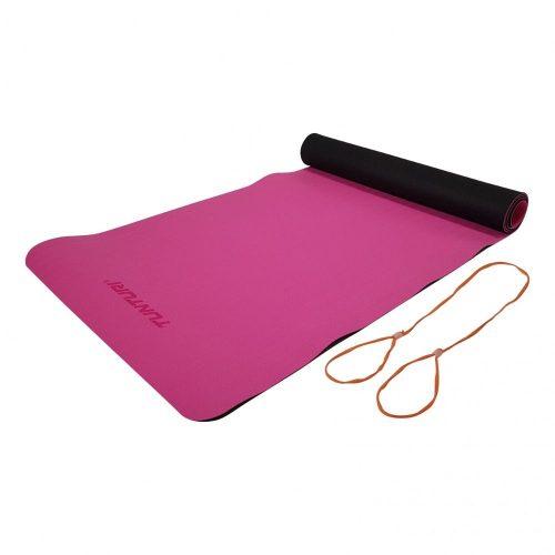 Tunturi Fitness Mat TPE Pink