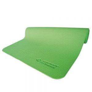 Schildkröt Fitness Yoga Mat 180x61x0.4 cm Green