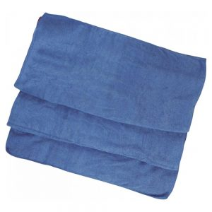 Ferrino sports towel blue