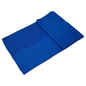 Tunturi Non-Slip Towel 180 x 63 cm Blue