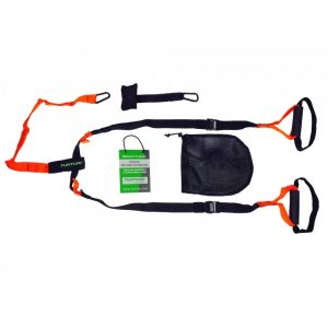Tunturi Suspension Trainer Black/Orange