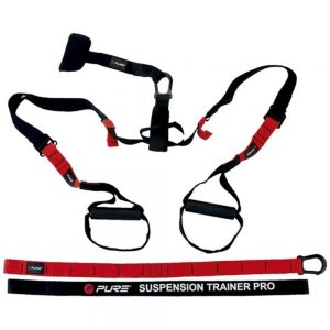 Pure2Improve Suspension Trainer Black/Red