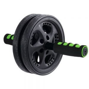 Schildkröt Fitness Ab Wheel Black