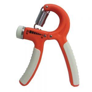 Tunturi Hand Grip Trainer Adjustable 5-20 kg Orange
