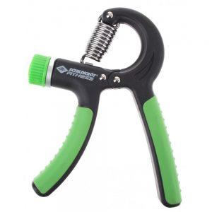Schildkröt Fitness Adjustable Dumbbell Squeeze 10/30 kg Green/Black