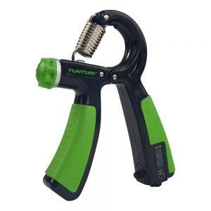 Tunturi Peg with Counter Adjustable 10 40 kg Green