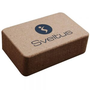 Sveltus Yoga Block Cork